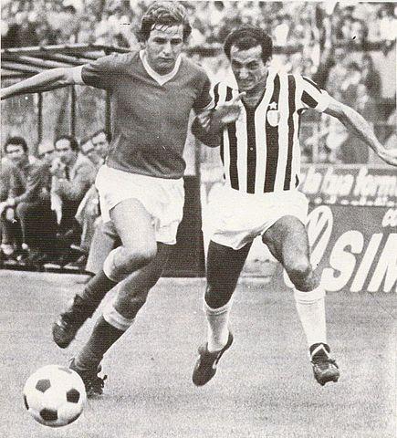 Giuseppe Furino negli anni 70