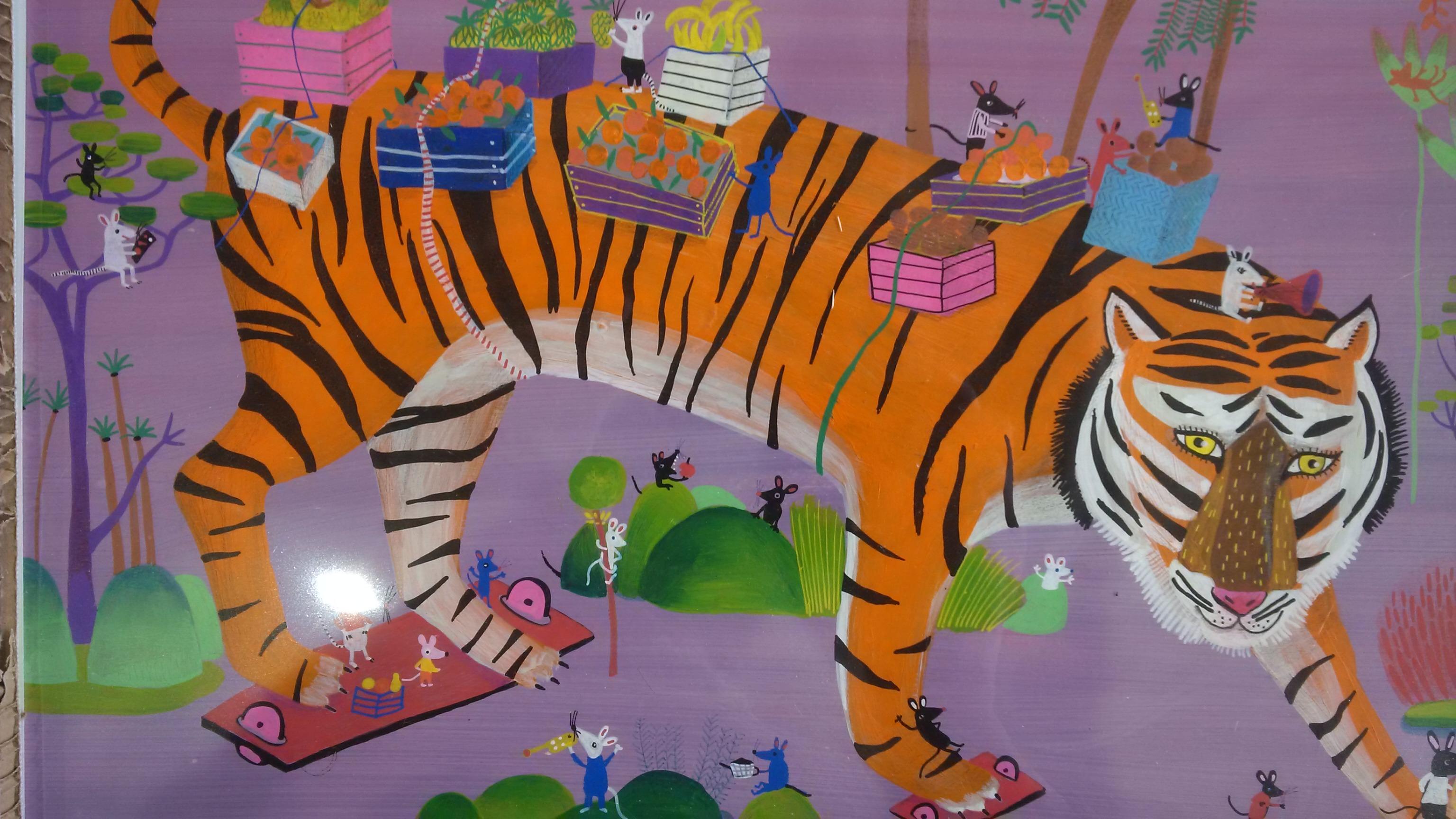 La fiera dell'immaginazione – Impressioni dalla Bologna Children Bookfair 17