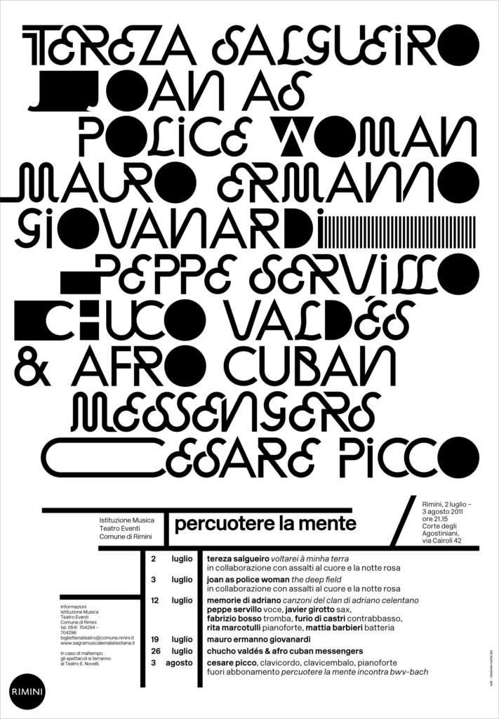 PosterPercuotere